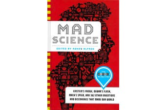 Mad Science Technology & Engineering Book Aus Stock