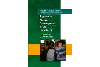 Supporting Musical Development in the Early Years Education Book Aus Stock