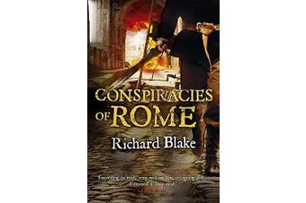 Conspiracies Of Rome (Aelric) - Fiction Novel Book Aus Stock