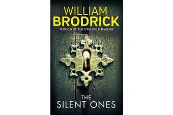 The Silent Ones: Father Anselm Novels -William Brodrick Fiction Novel Book