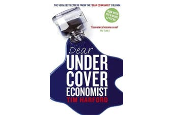 Dear Undercover Economist Social Sciences Book Aus Stock