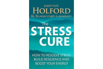 The Stress Cure Health & Wellbeing Book Aus Stock