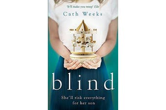Blind -Weeks, Cath Fiction Novel Book Aus Stock