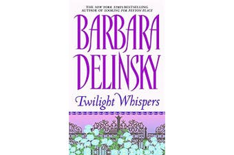 Twilight Whispers -Barbara Delinsky Fiction Novel Book Aus Stock