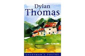 Dylan Thomas: Everyman Poetry (EVERYMAN POETRY) - Poetry Book Aus Stock
