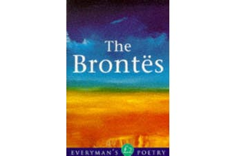 Brontes: Selected Poems (EVERYMAN POETRY) - Poetry Book Aus Stock