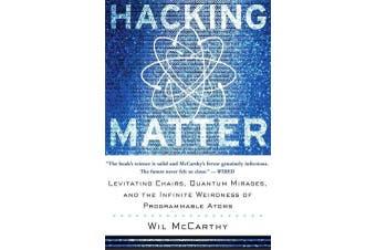 Hacking Matter Technology & Engineering Book Aus Stock