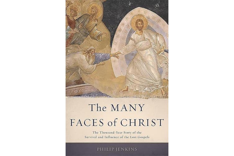 The Many Faces of Christ Religion Book Aus Stock