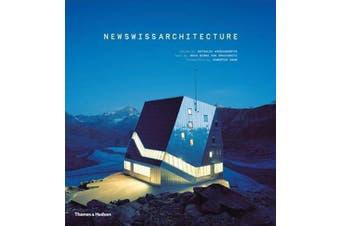 New Swiss Architecture - Architecture & Design Book Aus Stock
