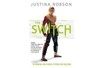 The Switch -Robson, Justina Fiction Novel Book Aus Stock