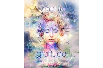 2018 Gratitude Diary -Melanie Spears General Book Aus Stock