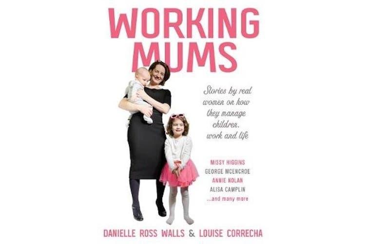 Working Mums Health & Wellbeing Book Aus Stock