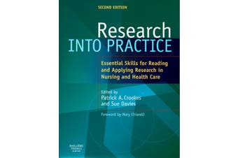 Research into Practice Science Book Aus Stock