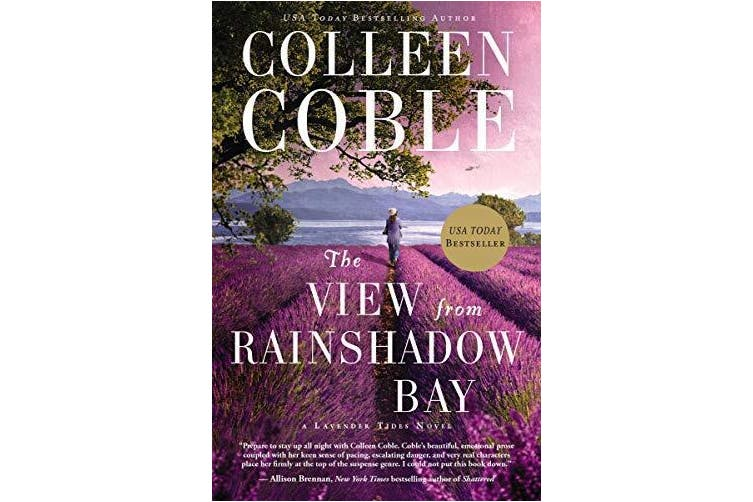 The View from Rainshadow Bay: A Lavender Tides Novel - Religion Book Aus Stock