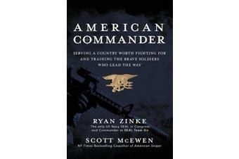 American Commander History Book Aus Stock