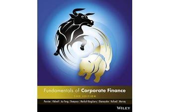 Fundamentals of Corporate Finance 2E Australasian +Istudy Version 2 Registration Card Book