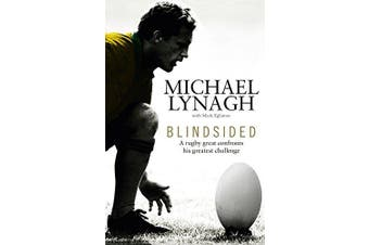 Blindsided -Michael Lynagh Biography Book Aus Stock