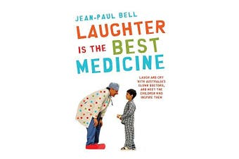 Laughter is the Best Medicine -Jean-Paul Bell Biography Book Aus Stock