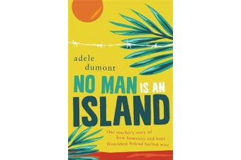 No Man is an Island -Adele Dumont Biography Book Aus Stock