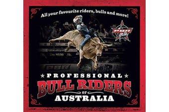Professional Bull Riders of Australia Photography Book Aus Stock