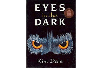 Eyes in the Dark -Kim Dale Poetry Book Aus Stock