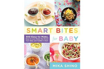 Smart Bites for Baby Health & Wellbeing Book Aus Stock