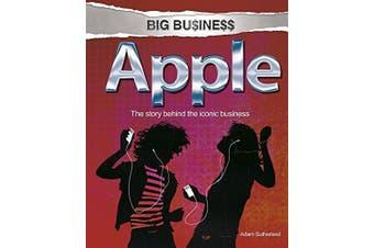 Big Business: Apple (Big Business) -Sutherland, Adam Business Book Aus Stock