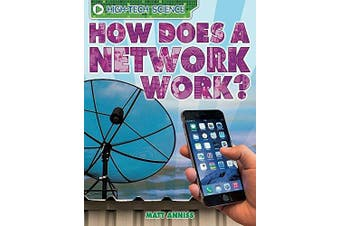 High-Tech Science: How Does a Network Work? (High-Tech Science) - Languages