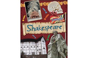 Explore!: Shakespeare (Explore!) -Bingham, Jane Fiction Book Aus Stock