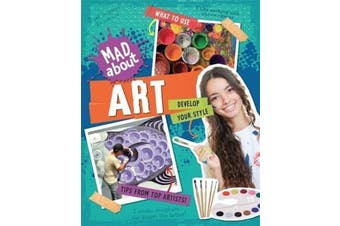 Mad About: Art (Mad About) -Judith Heneghan Art Book Aus Stock