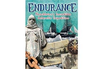 Shackleton's Incredible Antarctic Expedition: Endurance - Languages Book