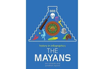 History in Infographics: Mayans (History in Infographics) - History Book