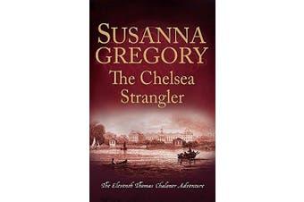 The Chelsea Strangler Fiction Book Aus Stock