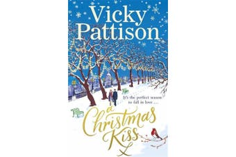 A Christmas Kiss -Pattison, Vicky General Novel Book Aus Stock