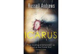 Icarus -Russell Andrews Fiction Book Aus Stock