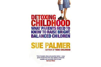 Detoxing Childhood Health & Wellbeing Book Aus Stock