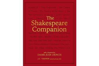 The Shakespeare Companion -J. C. Trewin Fiction Book Aus Stock