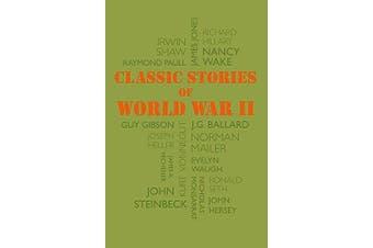 Classic Stories of World War II - History Novel Book Aus Stock