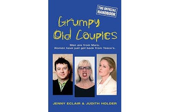 Grumpy Old Couples: Men are from Mars. Women have just got back from Tesco?s