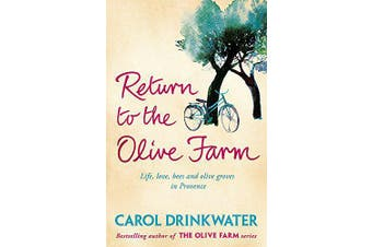 Return to the Olive Farm. Carol Drinkwater -Drinkwater, Carol Travel Book