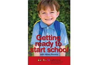 Getting Ready to Start School - Education Book Aus Stock