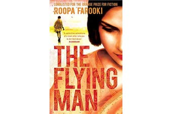 The Flying Man -Roopa Farooki Fiction Book Aus Stock