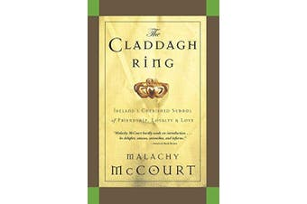 The Claddagh Ring -Malachy McCourt Social Sciences Book Aus Stock