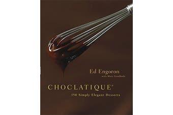 Chocolatique -Ed Engoron,Mary Goodbody Cooking Book Aus Stock