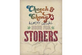 Cheech & Chong's Almost Legal Book for Stoners - Social Sciences Book Aus Stock