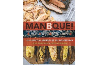 Manbque: Meat. Beer. Rock and Roll. - Home & Garden Book Aus Stock