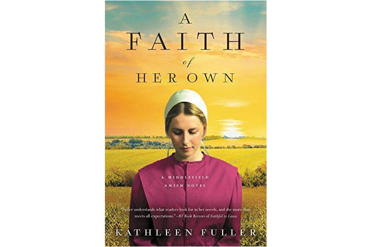 A Faith of Her Own: A Middlefield Amish Novel -Kathleen Fuller Religion Book