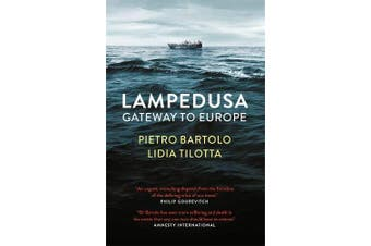 Lampedusa: Gateway to Europe - Travel Book Aus Stock