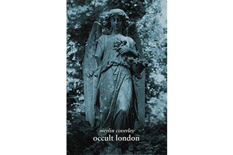 Occult London -Coverley, Merlin History Book Aus Stock