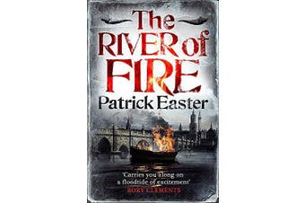 The River of Fire -Easter, Patrick Fiction Book Aus Stock